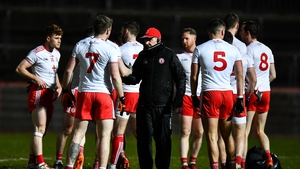 Mickey Harte has been in charge of Tyrone since the autumn of 2002
