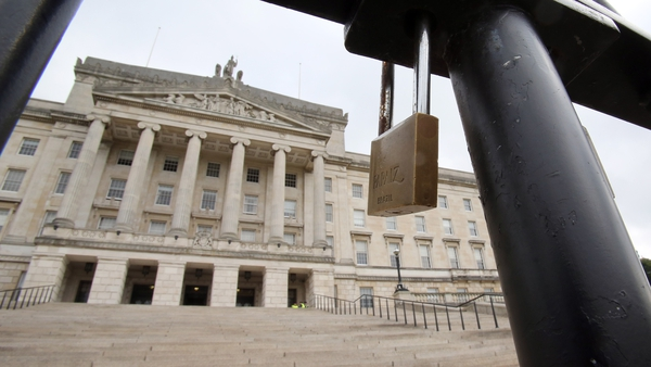 File image of Stormont (Getty Images)