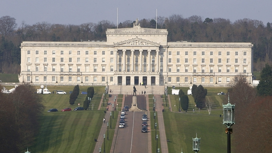 Restoration of Stormont, one year on