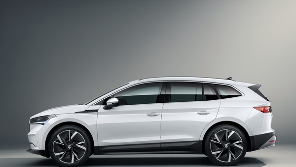 Skoda's all-electric Enyaq will arrive next summer.
