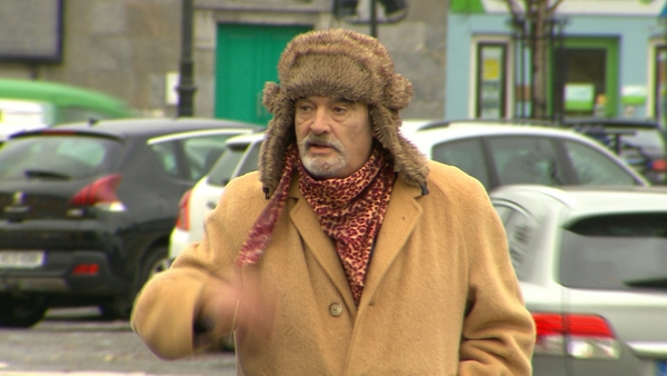 Ian Bailey was convicted of drug driving at Bantry District Court last May (File)