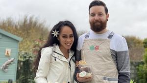 Tia Nakashima and Jason Coyne of Aloha Treats