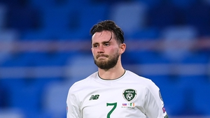 Alan Browne played the full 90 minutes at Wembley