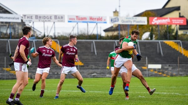 The Connacht SFC final is the weekend's highest profile game
