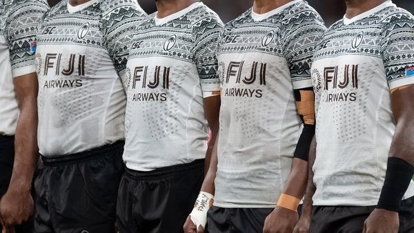 Some members of the Fiji team tested positive