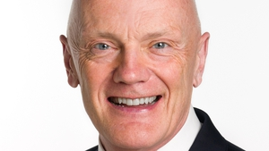 Ruairí O'Flynn was appointed chairman of Ulster Bank in September