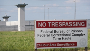 Orlando Hall is scheduled to be killed at Terre Haute federal prison in Indiana on November 19