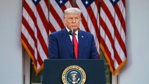 President Donald Trump is preparing for a partial withdrawal of US forces from Afghanistan and Iraq