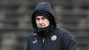 Mickey Harte had hoped to lead Tyrone in 2021
