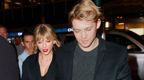 Taylor Swift and Joe Alwyn. Image: GettyImages