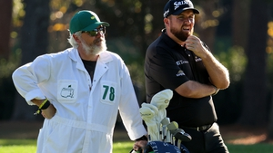 Shane Lowry has made the cut at the Masters