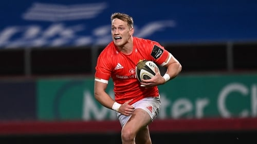 Mike Haley has come into the Munster side