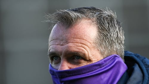 Davy Fitzgerald has confirmed 2021 will be his final year in charge of Wexford
