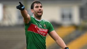 Aidan O'Shea (30) has won six Connacht titles