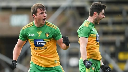 Donegal tore Armagh apart with an exciting brand of football