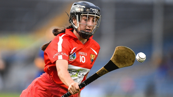 Amy O'Connor hit 2-1 for Cork