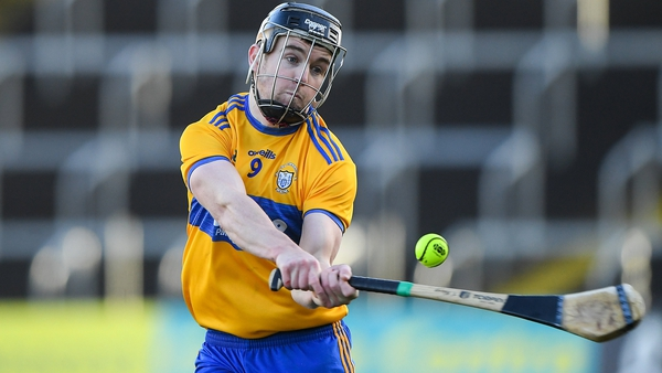 Tony Kelly was the star of the show for Clare