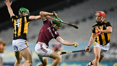 Galway his 16 wides against Kilkenny