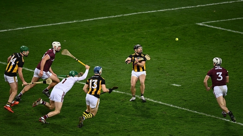 Richie Hogan sparked the Kilkenny comeback with a superbly taken goal