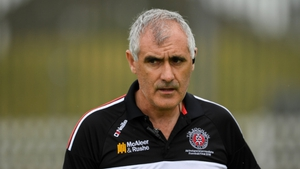Gerry Moane was in charge of Tyrone for five years