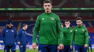 More new faces in the Ireland squad as Ciaran Clark joined up ahead of the Wales game