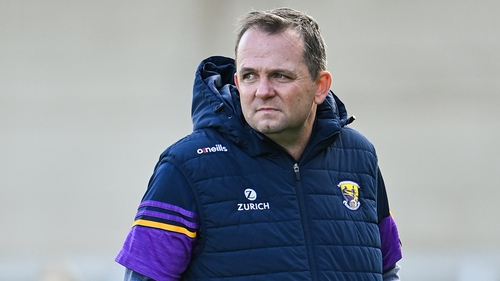 The 2020 championship did not go as planned for Wexford and Davy Fitzgerald