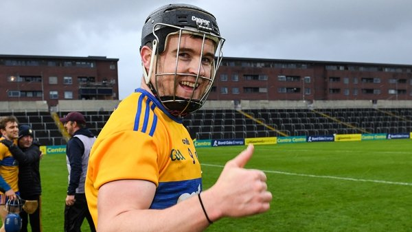 Kelly after Clare's win over Wexford