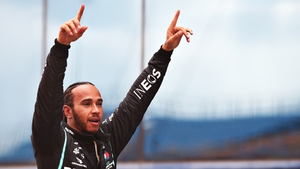 Lewis Hamilton is staying with Mercedes