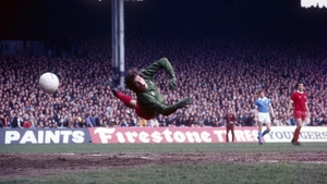 Ray Clemence won three European Cups and five league titles with Liverpool