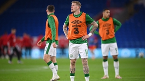 James McClean should start on the left wing, according to Paul Corry