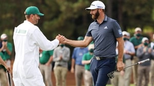 Dustin Johnson set a new record on his way to victory