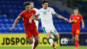 Robbie Brady has shown positive signs that his top form is returning during recent Ireland appearances