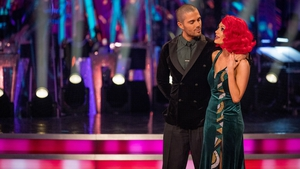 Max George and Dianne Buswell lost out in the weekend dance-off to EastEnders star Maisie Smith and her professional partner Gorka Márquez