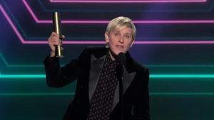 Screeengrab: E! People's Choice Awards
