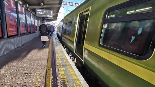 Plans already in the strategy include a DART expansion to Drogheda, Maynooth and Celbridge