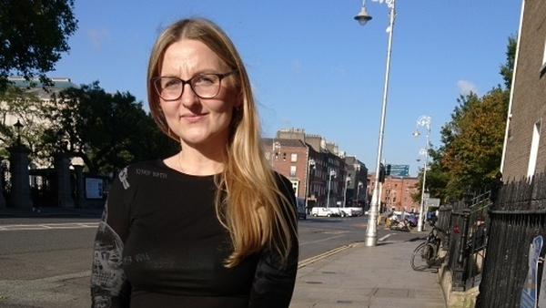 Polina Cosgrave joins Olivia O'Leary on The Poetry Programme