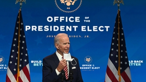 'More people may die if we don't coordinate', Joe Biden said of the Trump campaign not cooperating with the transition team
