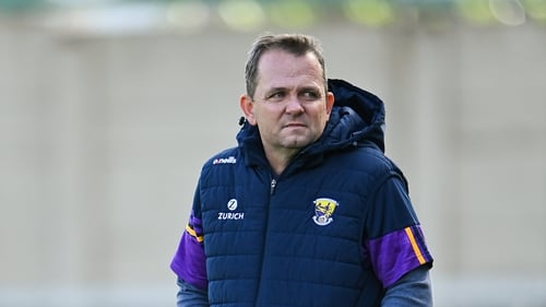 'It's his fifth year going back. The success will really have to be getting to an All-Ireland final'