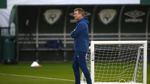 Stephen Kenny is remaining optimistic