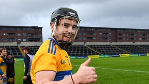 Tony Kelly after his starring role against Wexford