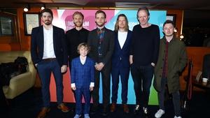Joe Murtagh, Daniel Emmerson, Kiljan Moroney, Theo Barrowclough, Nick Rowland, Ned Dennehy and Ryan McParland