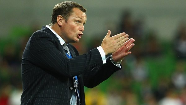 Jim Magilton has knowledge of the League of Ireland from his time as assistant to Michael O'Neill when Shamrock Rovers won the title in 2011