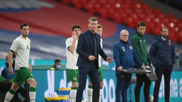 Stephen Kenny is hoping to record his first win as Ireland boss