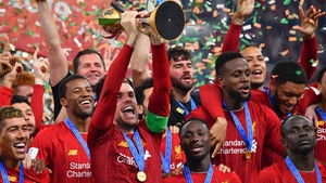 Liverpool won last year's Club World Cup