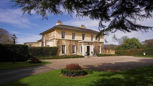 Borleigh Manor, near Gorey in North Wexford, is the proposed site of Tara Studios