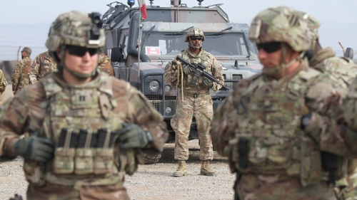 The move will leave 2,500 US troops in both Iraq and Afghanistan