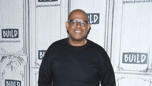 """Forest Whitaker: """"It's really late in my career, but I kept striving for that."""""""