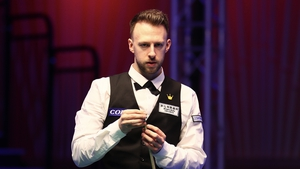 Trump came from 5-1 down to beat Barry Hawkins
