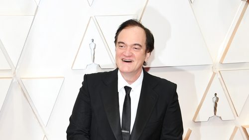 """Quentin Tarantino: """"I'm also thrilled to further explore my characters and their world in a literary endeavour that can (hopefully) sit alongside its cinematic counterpart."""""""
