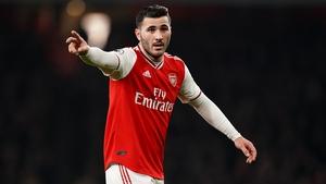 Sead Kolasinac joined Arsenal in 2017